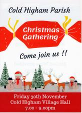 Parish Christmas Gathering
